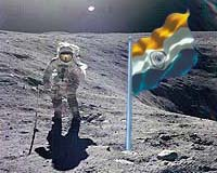 India Touts Plans To Hoist Tricolour On Moon By 2020