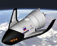 Cliper, la futura nave de transporte rusa.